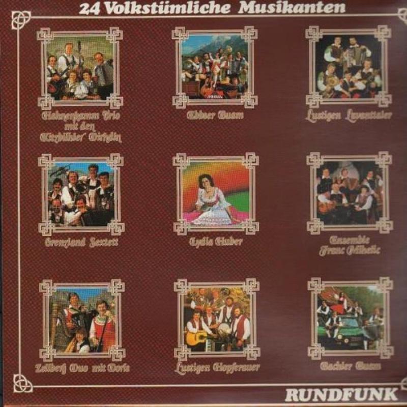 Various - 1986 - Die Stars, Die Hits, Die Facts