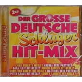 Der grosse Deutsche Schlager Hit-Mix 2CD