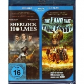 Double Feature: Sherlock Holmes & The Land that Time forgot