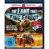 The Land that Time forgot (Special 3D Edition) Blu-ray New