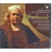 Music from the Golden Age of Rembrandt (3CD)