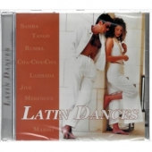 Latin Dances CD Neu