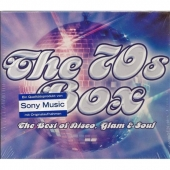 The 70s Box - The Best of Disco, Glam & Soul (3CD)