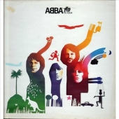 Abba - The Album LP Neu