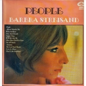 Barbra Streisand - People LP Neu
