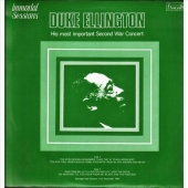 Duke Ellington - His most important Second War Concert LP...