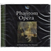 The Phantom of the Opera - 12 Tracks from the Musical CD Neu
