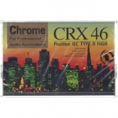 MC Leercassette CRX 46 Chrome (2x23 Min.)