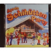 Aprés Schihütten Party CD3