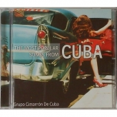 Grupo Cimarrón De Cuba - The most popular Songs from Cuba