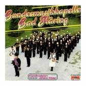Bundesmusikkapelle Bad Häring - Instrumental CD 1989 Neu