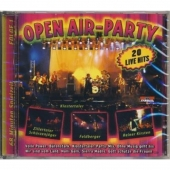 Open Air-Party / 20 Live-Hits