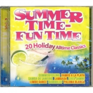 Holiday Sunshine Company - Summer Time Fun Time 20 Holiday Alltime Classics