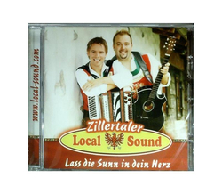 Zillertaler Local Sound - Lass die Sunn in dein Herz