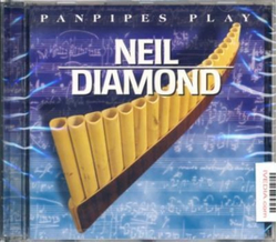 Caliente Ricardo - Panpipes play Neil Diamond (Instrumental)