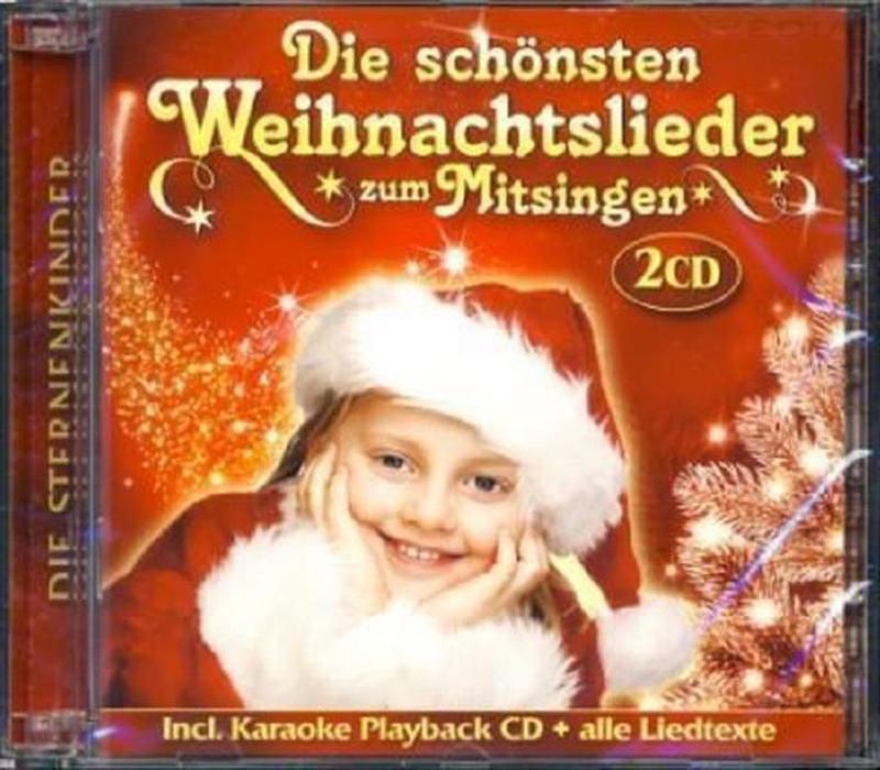 Die Sternenkinder - Die schönsten Weihnachtslieder zum Mitsingen ...