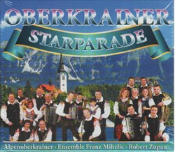 Oberkrainer Starparade (3CD)