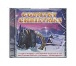 George Hug & Tex Robinson - Country Christmas