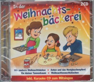Weihnachtslieder Bäckerei.Die Sternenkinder In Der Weihnachtsbäckerei 16 Fröhliche Weihnachtslieder Für Kinder Inkl Karaoke 2cd