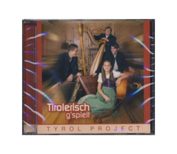 Tyrol Project - Tirolerisch gspielt Instrumental