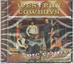 Western Cowboys - Big Family