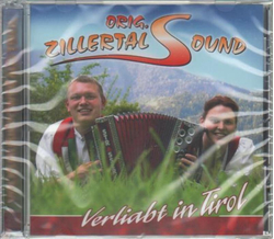 Orig. Zillertal Sound - Verliabt in Tirol