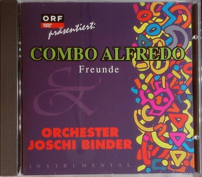 Combo Alfredo Orchester Joschi Binder Orf Präsentiert Instrumental Cd