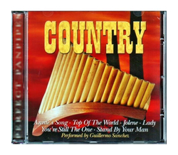 Country - Perfect Panpipe performed by Guillermo Sanchez...