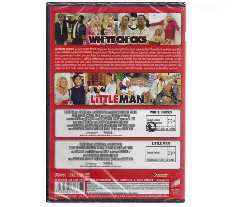 Best of Hollywood: White Chicks & Little Man