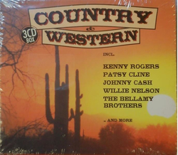 Country & Western 3CD-Box