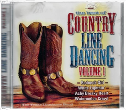 The Texas Linedance Band - Best of Country Line Dancing...