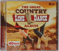 The Nashville Line Dance Band - The Great Country Line...