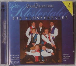 Die Klostertaler - StarCollection 2CD