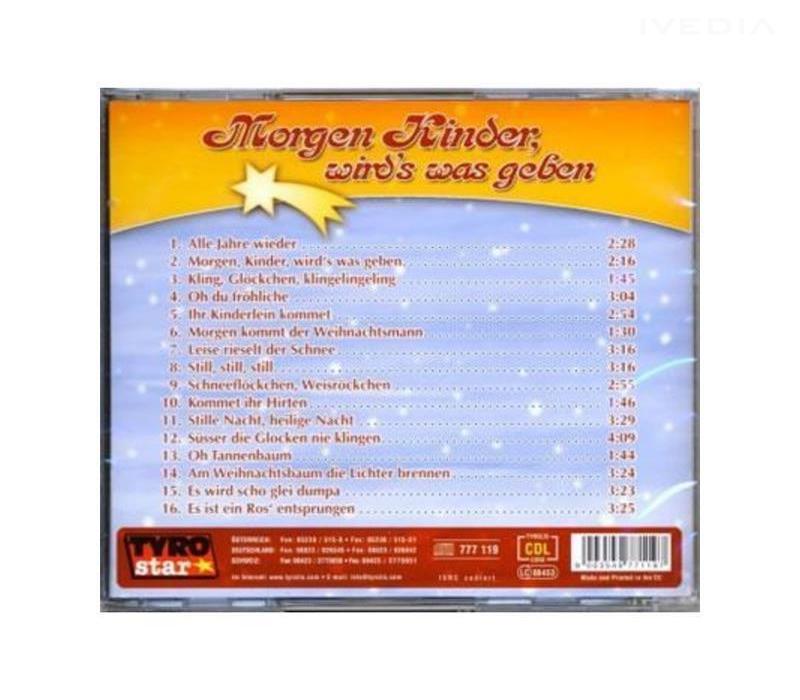 Die Sternenkinder singen 16 beliebte Weihnachtslieder - Morgen ...