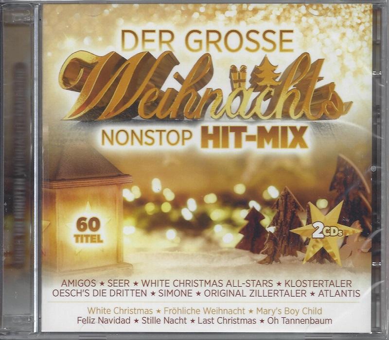Der große Weihnachts Nonstop Hit-Mix 2CD - IVEDIA.com, 9,99 €