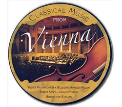 Classical Music from Vienna (CD in Metalldose)