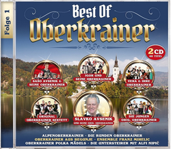 Best of Oberkrainer - Diverse Interpreten 2CD