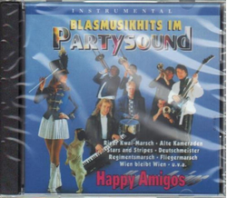 Happy Amigos - Blasmusikhits im Partysound (Instrumental)