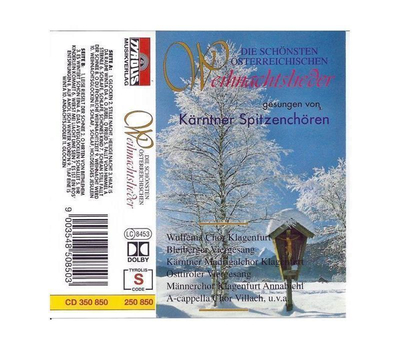 Alphorn Weihnachtslieder.Die Schönsten österreichischen Weihnachtslieder Von Kärntner Spitzenchören