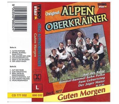 Alpenoberkrainer Alpski Kvintet Guten Morgen Mc Neu