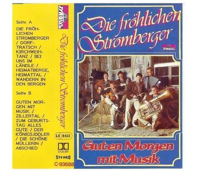 Die Fröhlichen Stromberger Guten Morgen Mit Musik 1988 Mc
