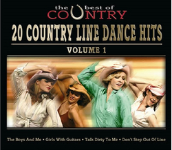 20 Country Line Dance Hits (Volume 1)