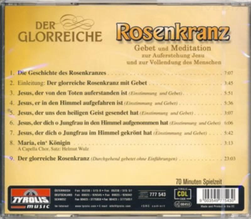 der glorreiche rosenkranz  der glorreiche rosenkranz #5