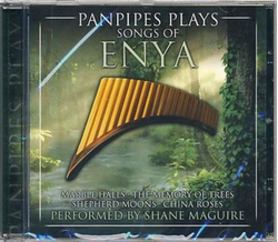 Shane Maguire - Panpipes plays Songs of ENYA Nr. 1...