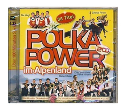 Polka Power im Alpenland 2CD
