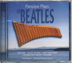 Garcia Luis - Panpipe Plays The Beatles (Instrumental)